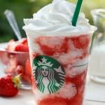 5月21日にスターバックス新作発売!暑くなる季節にピッタリなストロベリークリームフラペチーノ