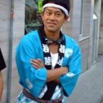 イッテQお祭り男宮川がハイヒールレースで女装姿を披露!!